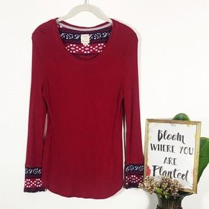 Lucky Brand Large Top